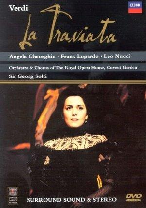 VERDI LA TRAVIATA (VERDI - GHEORGHIU - SOLTI ) (DVD)