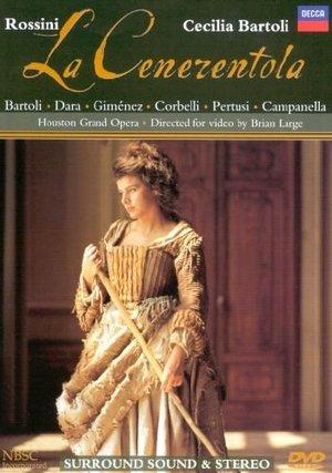ROSSINI LA CENERENTOLA (ROSSINI - CECILIA BARTOLI) (DVD)