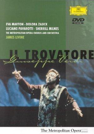 VERDI IL TROVATORE (VERDI-LEVINE) (DVD)
