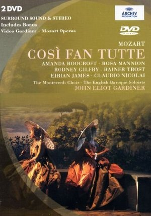 COSI' FAN TUTTE (2DVD) (DVD)