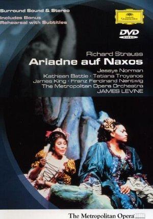 STRAUSS ARIEDNE AUF NAXOS (DVD)