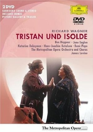 WAGNER TRISTANO E ISOTTA/TRISTAN UND ISOLDE (WAGNER - LEVINE) (D