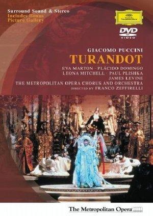 PUCCINI TURANDOT (PUCCINI - LEVINE) (DVD)
