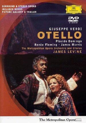 VERDI OTELLO (VERDI - LEVINE) (DVD)