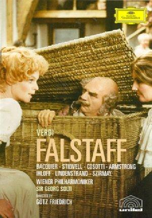 VERDI FALSTAF ( VERDI - SOLTI ) (DVD)