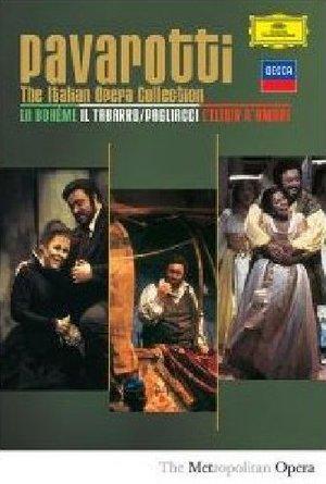 BOHME/TABARRO/PAGLIACCI/ELISIR (DVD)