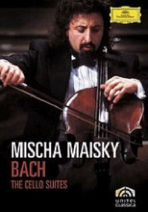 BACH - THE CELLO SUITES (2 DVD) (1991 ) (DVD)