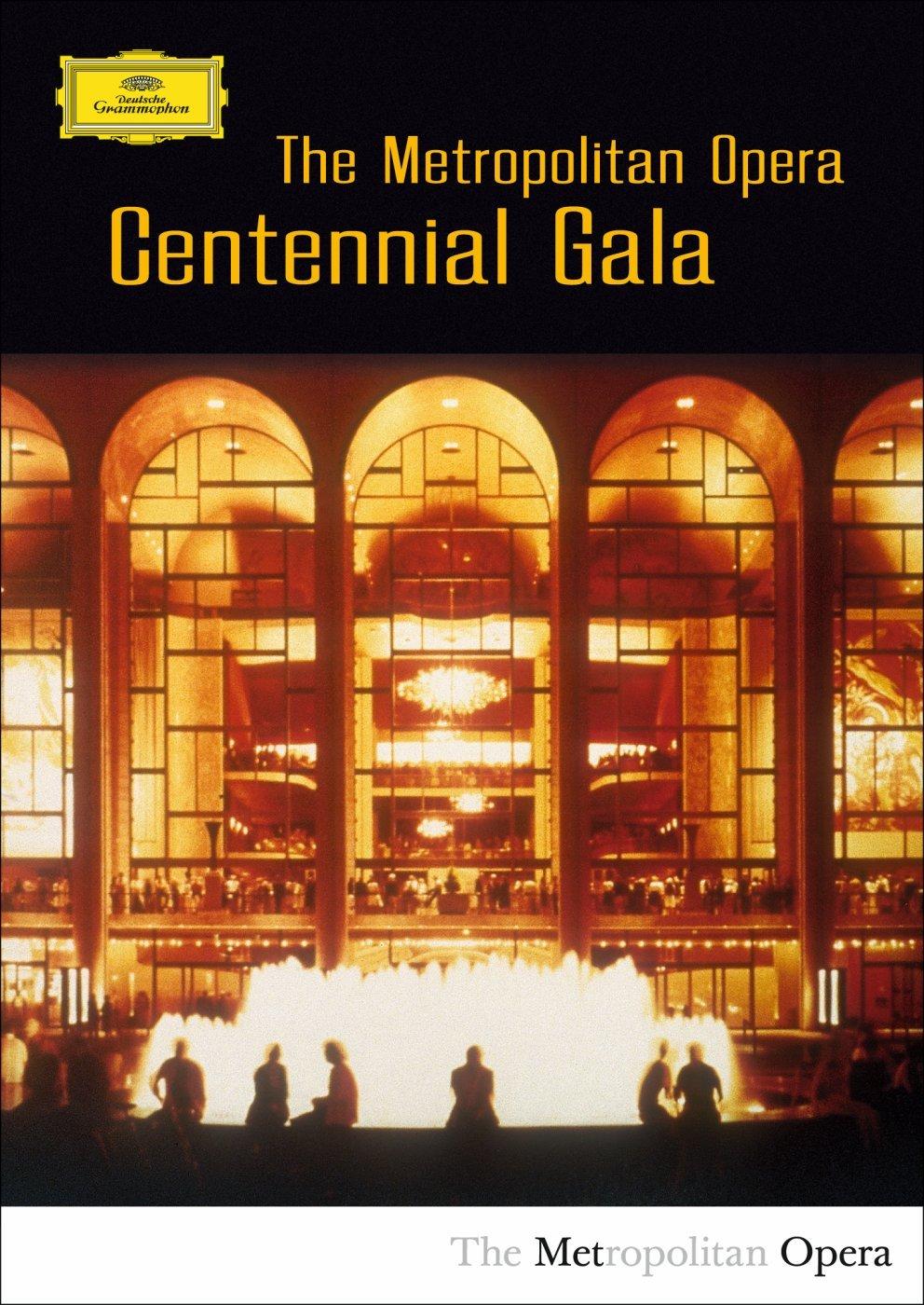 METROPOLITAN OPERA CENTENNIAL GALA (2 DVD) (DVD)