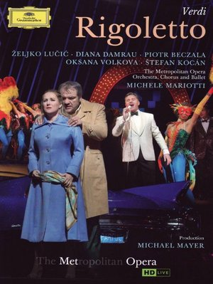VERDI - RIGOLETTO - BECZALA/MET (DVD)