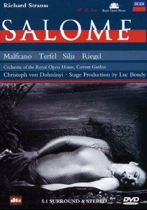 STRAUSS SALOME' (R.STRAUSS) (DVD)