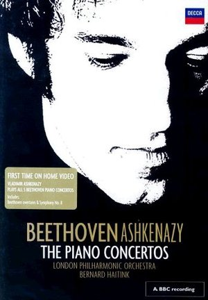 BEETHOVEN - THE PIANO CONCERTOS (2 DVD) (1974 ) (DVD)