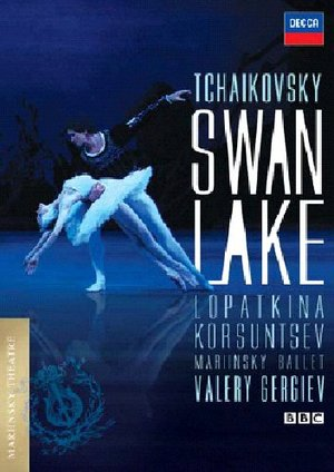 IL LAGO DEI CIGNI / SWAN LAKE (2006 ) (DVD)