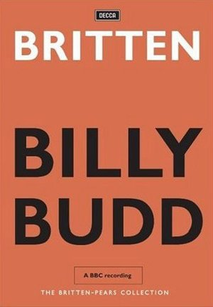 BILLY BUDD BRITTEN (DVD)