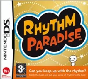 RHYTHM PARADISE DS