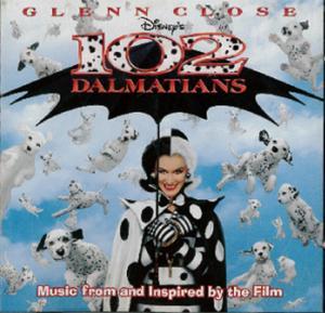 102 DALMATIANS (CD)