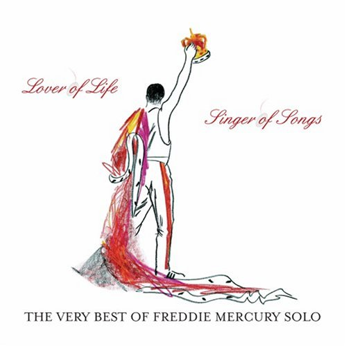 FREDDIE MERCURY - LOVER OF LIFE SINGER SONGS (CD)