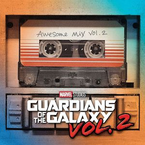 GUARDIANS OF THE GALAXY VOL.2 (COLONNA SONORA) (CD)