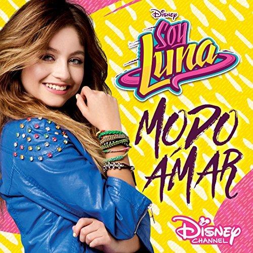 SOY LUNA - MODO AMAR (MSICA DE LA SERIE DE DISNEY CHANNEL) (CD)
