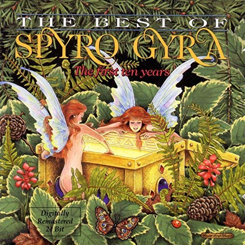 SPYRO GYRA - THE BEST OF (THE FIRST TEN YEARS) (CD)