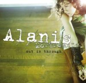ALANIS MORISSETTE - OUT IS THROUGH (2 TRACCE) (CD)