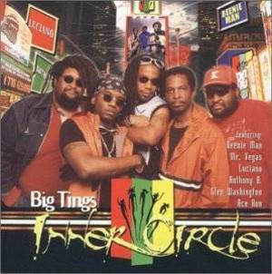 INNER CIRCLE -B BIG TINGS (CD)