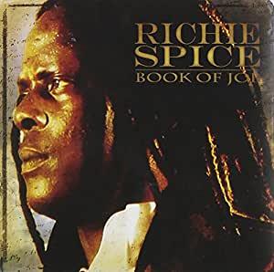 RICHIE SPICE - BOOK OF JOB (CD)