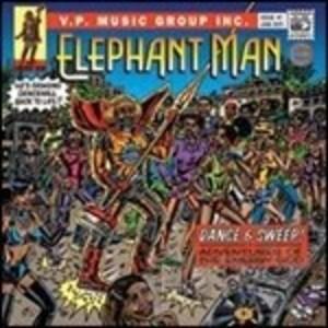 ELEPHANT MAN - DANCE & SWEEP! ADVENTURES OF THE ENERGY GOD (CD)