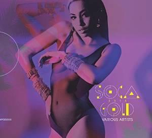 SOCA GOLD 2015 -CD+DVD (CD)