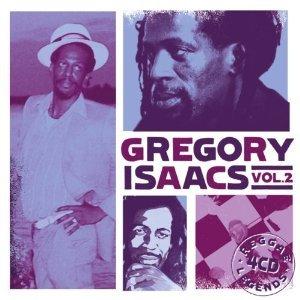 GREGORY ISAACS - REGGAE LEGENDS - GREGORY ISAACS VOLUME 2 -DIGI