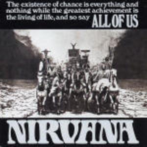 ALL OF US NIRVANA (UK) (CD)