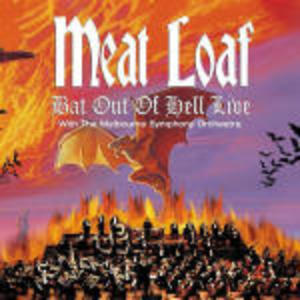 BAT OUT OF HELL: LIVE WITH THE MELBOURNE SYMPHONY ORCHESTRA (CD)