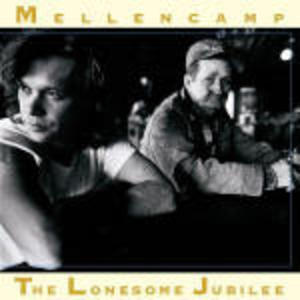 THE LONESOME JUBILEE JOHN COUGAR MELLENCAMP (CD)