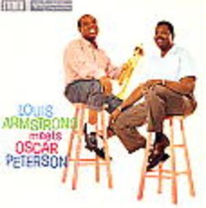 LOUIS ARMSTRONG MEETS OSCAR PETERSON (CD)
