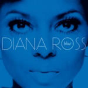 BLUE DIANA ROSS (CD)