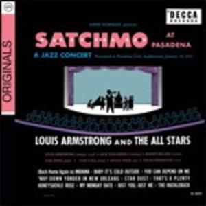 SATCHMO AT PASADENA (CD)