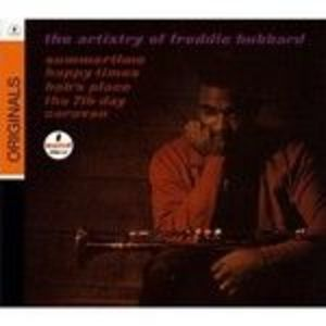 THE ARTISTRY OF FREDDIE HUBBARD (CD)