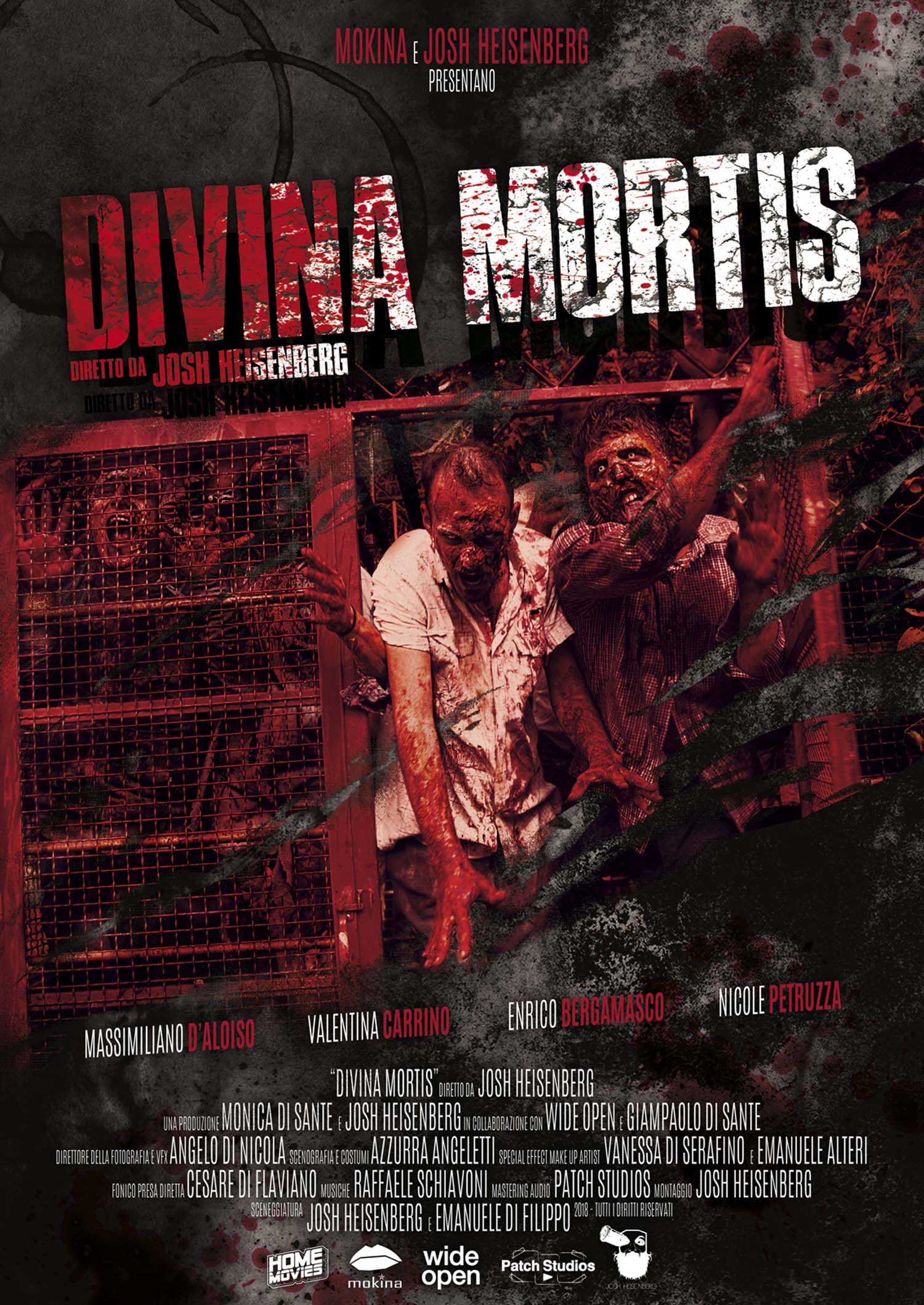 DIVINA MORTIS (DVD)