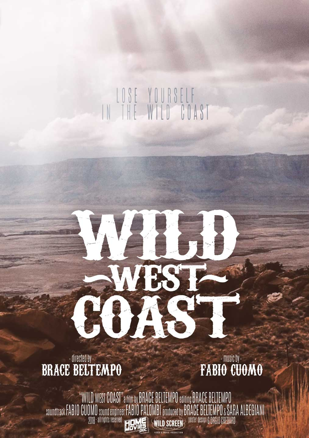 WILD WEST COAST (DVD)
