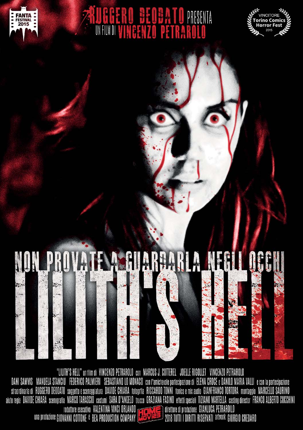 LILITH'S HELL (DVD)