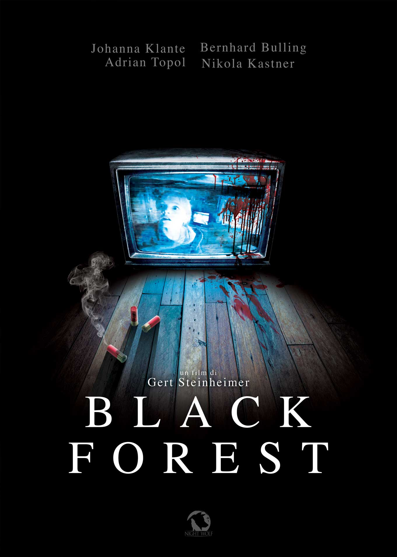 BLACK FOREST (DVD)