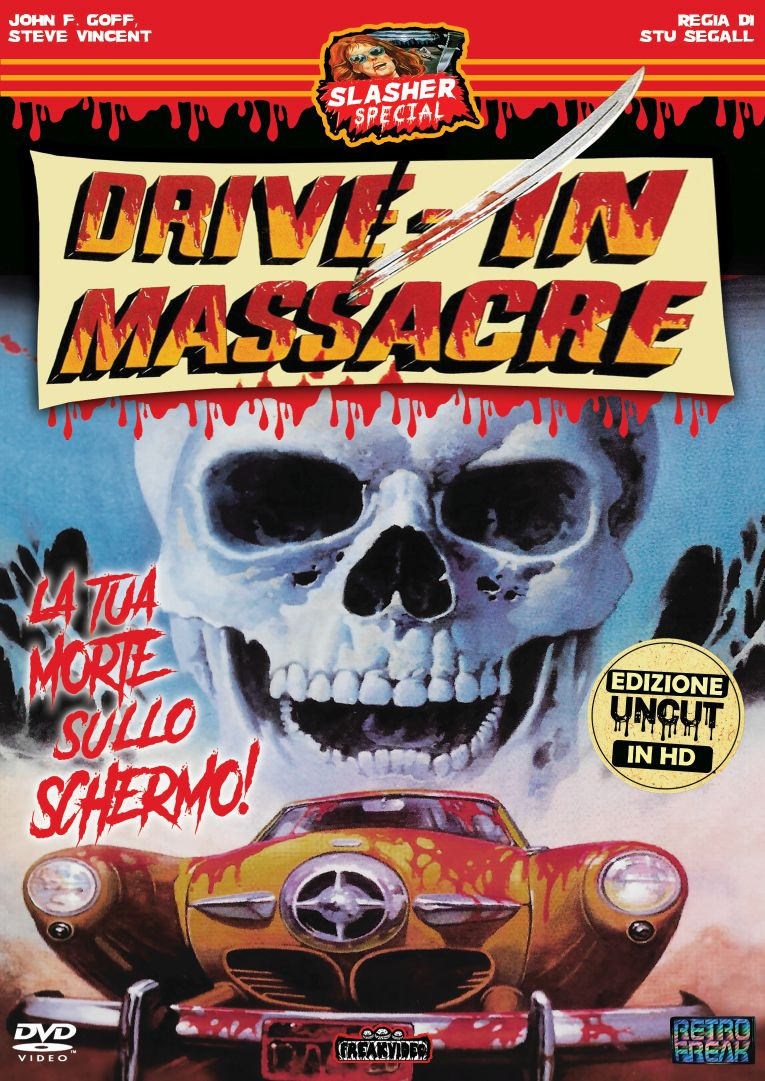 DRIVE IN MASSACRE (DVD)