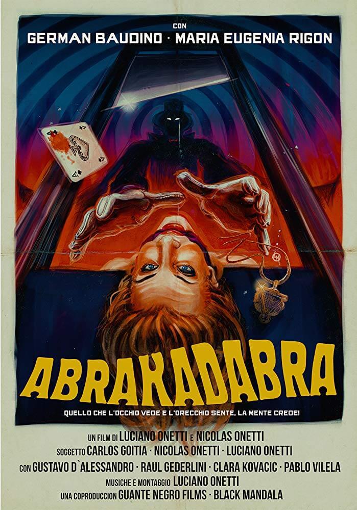 ABRAKADABRA (DVD)