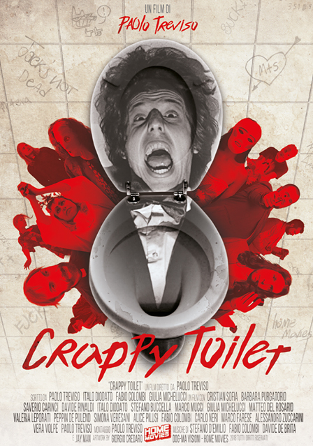 CRAPPY TOILET (EDIZIONE LIMITATA 500 COPIE) (DVD)