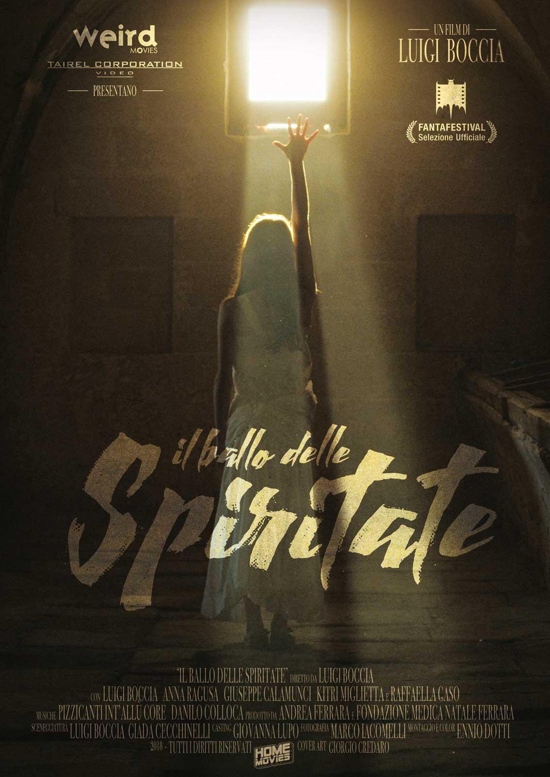 BALLO DELLE SPIRITATE (IL) (ED. LIMITATA E NUMERATA) (DVD)