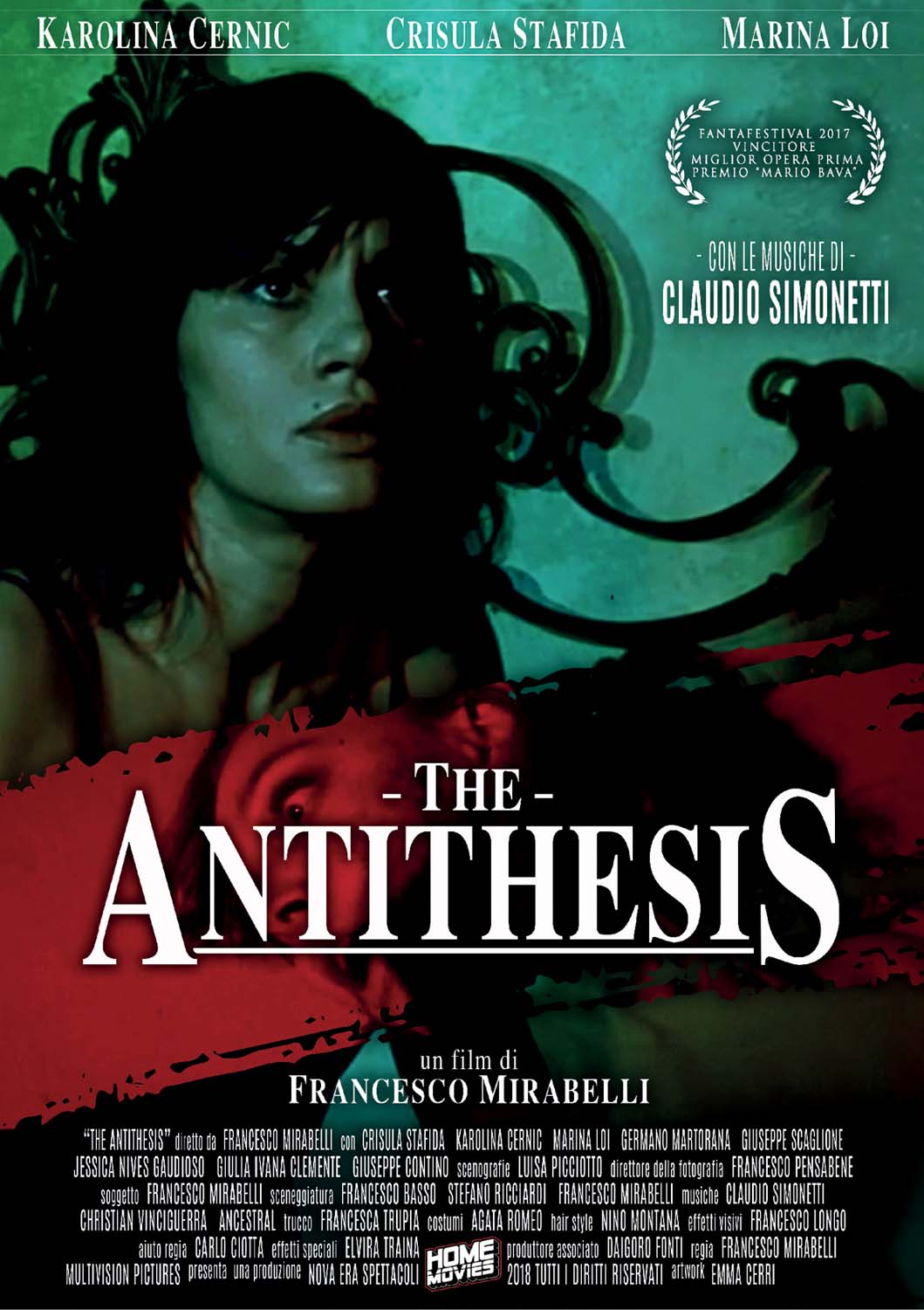 THE ANTITHESIS (DVD)
