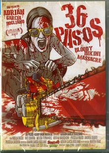 BLOODY BIKINI MASSACRE - 36 PASOS (DVD)