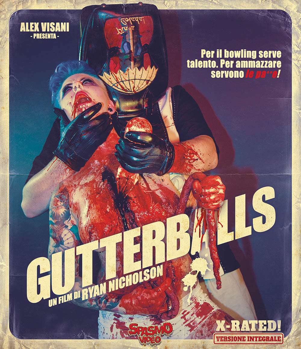 GUTTERBALLS - BLU RAY