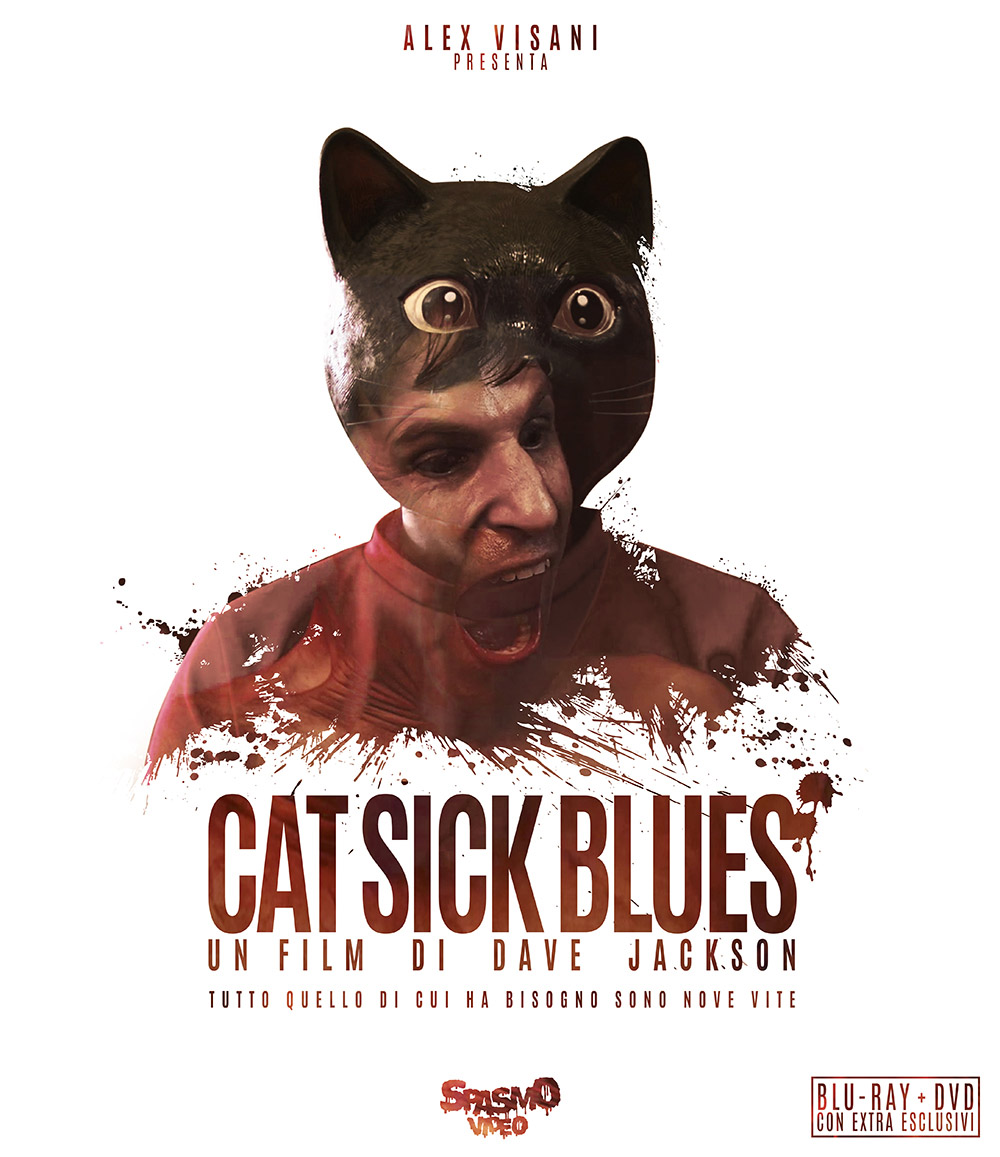 CAT SICK BLUES - BLU RAY