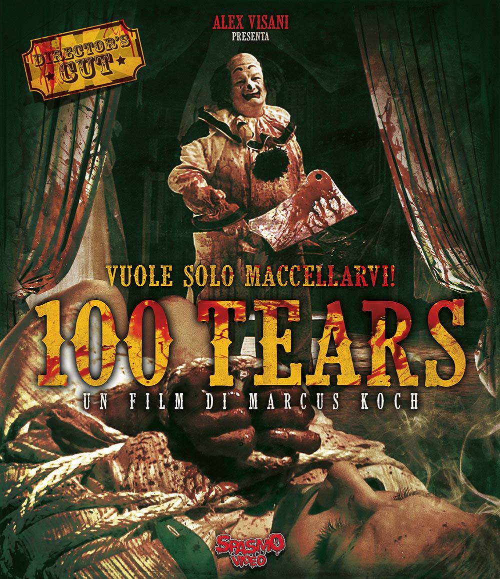 100 TEARS - BLU RAY