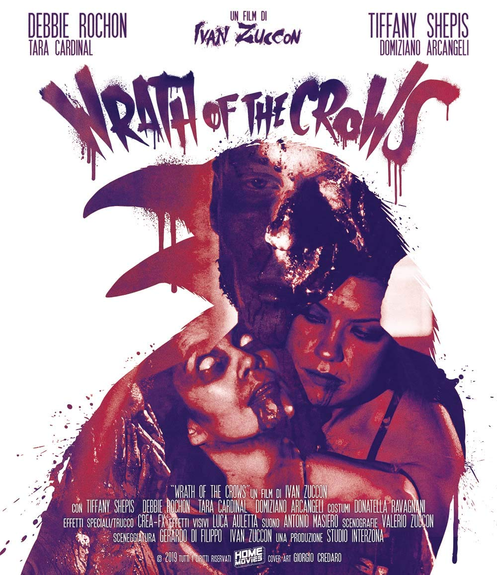 WRATH OF THE CROWS - BLU RAY